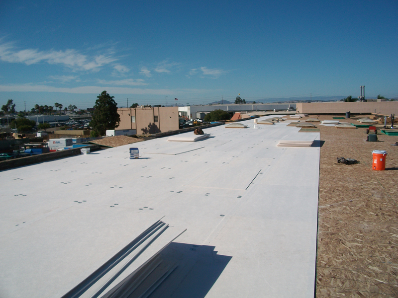 Commercial Kennedy Roofing